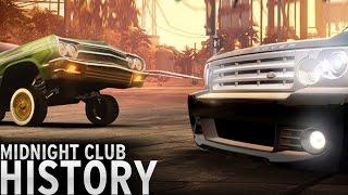 History of - Midnight Club (2000-2008)