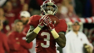 Alabama WR - Calvin Ridley Highlights 2017 (HD)