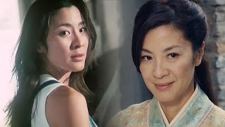 All kicks by Michelle Yeoh