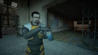 How Average People Play Half-Life 2