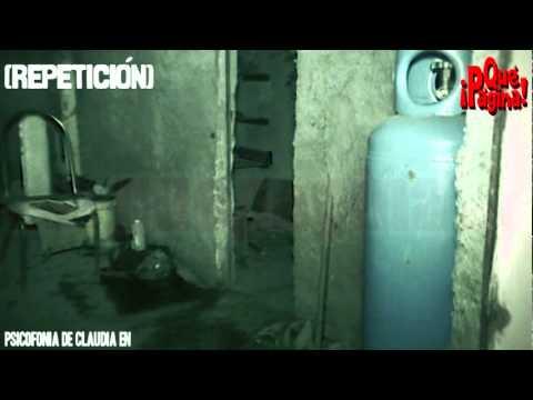 Ronda Fantasma de Niña en Casa de Tepic