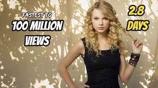 Top+10+Fastest+Songs+To+Reach+100+Million+Views+In+YouTube+History%21%21