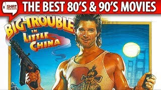 Big Trouble in Little China (1986) - Best Movies of the 80's & 90's