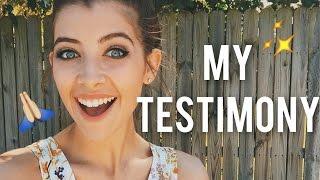My Testimony || How I Came to Jesus