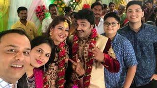 Priyamanaval Serial Vijay & Sivaranjani Wedding & Reception || VIDEO || Sun Tv