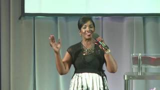 V2V Community Church 'Building Your Character' Pastor Erica Goodman