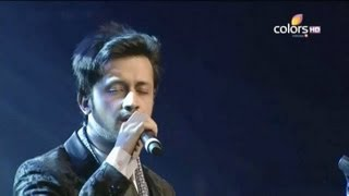 Atif Aslam Live Pehli Nazar Piano Version at Grand Finale of Surkshetra HD