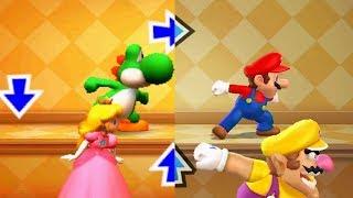 Mario Party: The Top 100 Vs. Original - All Mario Party 9 Minigames