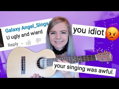 Xxx Mp4 I Wrote A Song Using Only Hate Comments 3gp Sex