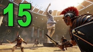 Ryse: Son of Rome - Part 15 - Rise from the Dead (Let's Play / Walkthrough / Playthrough)