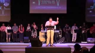 (BYC 2015) Day 1 - Thursday Night (Pastor Anthony Romo)