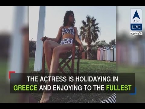 In Graphics: Nargis Fakhri flaunts her bikini body while holidaying in Greece