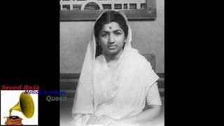 LATA JI~Film~MAANG-~{1950}~Ae Dil-E-Beqarar'Jaise Bhi Ho Guzar-[ A Rare Melody in Best Audio Q ]