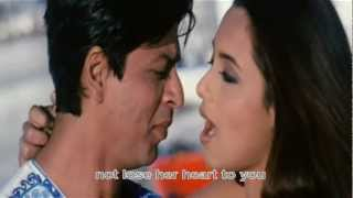 Tauba Tumhare Yeh Ishare (Eng Sub) [Full Video Song] (HD) With Lyrics - Chalte Chalte