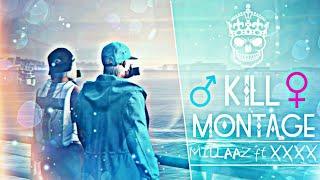 GTA Online Kill Montage | Millaaz- feat XXXX | [RE-UP]