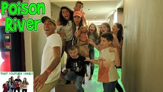 POISON RIVER IN A HOTEL FT. THE SKORYS / That YouTub3 Family