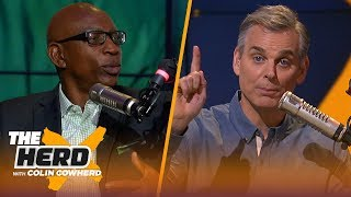 Eric Dickerson discusses the Rams vs Bears on SNF, talks Packers