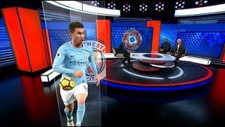 Manchester City vs West Brom 3-0 MOTD BBC post match analysis