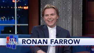 "Ronan Farrow Saw A Master List Of ""Trump Dirt"" At The National Enquirer"