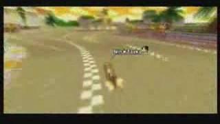 Mario Kart Wii - Expert Staff Ghost - Daisy Circuit