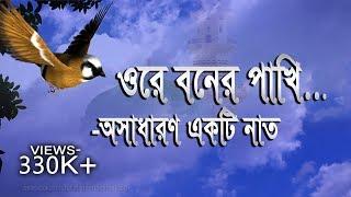 ওরে বনের পাখি যাস যদি মদিনার পানে- New Bangla Islamic song/gojol (naat 2016)
