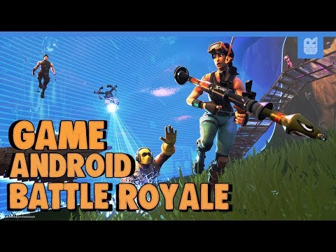 5 Game Android Battle Royale Terbaik 2018