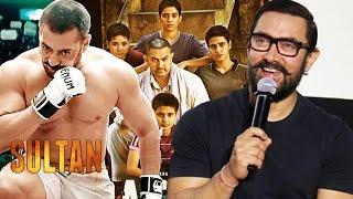 Aamir Khan SHARES DANGAL SUCCESS With Salman Khan