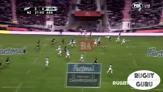 Julian Savea - All 30 International Tries