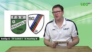 LeoTV Spieltagsvorschau: 18. Spieltag, 15.02.2018