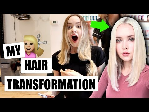 Xxx Mp4 Cutting My Hair Off Bleaching It Platinum My BF S Reaction For Real This Time 3gp Sex