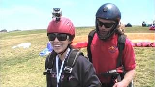 California goes paragliding at Torrey Pines Glider