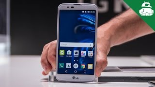 LG K10 and K7 hands-on
