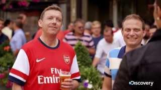 Troy verbaast Arsenalfans - Troy