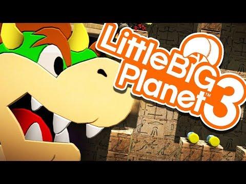 Xxx Mp4 LittleBigPlanet 3 THE RACE TO BE MARIO Little Big Planet 3 3gp Sex