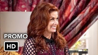 "Will & Grace 9x05 Promo ""How to Succeed In Business Without Really Crying"" (HD)"
