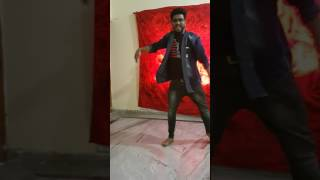 Lungi dance solo performance by kabir