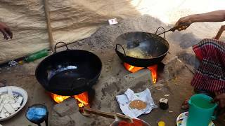 Traditional Bangladeshi Village cooking my village way to cook curry