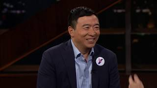 Andrew Yang | Real Time with Bill Maher (HBO)