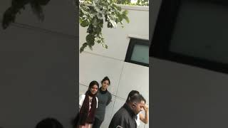 Kiara Advani shotting in Miranda house college 🤗