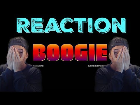 BROCKHAMPTON - BOOGIE FIRST REACTION   REVIEW   THOUGHTS ON FINAL SATURATION 3 ALBUM