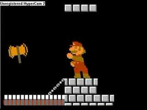 Mario the last battle.