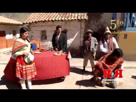 4 Cholo Juanito y Richard Douglas 5to Volumen OFICIAL