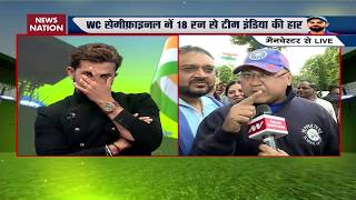 Video | S Sreesanth breaks down after India