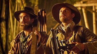 'The Lost City of Z' Official Trailer (2017) | Charlie Hunnam, Robert Pattinson