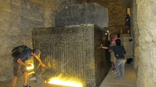 Lost Ancient High Technology Of Egypt: 100 Ton Stone Boxes
