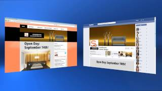 1&1 Social Media Center | How to easily set up your business Facebook page & more