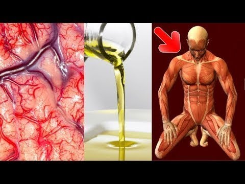 Every morning on an empty stomach a spoon of olive oil If you see what is happening?