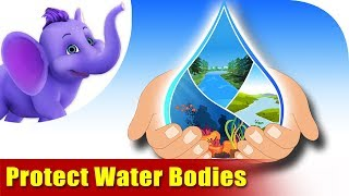 Protect Water Bodies - Environmental Song in Ultra HD (4K)