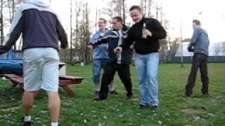 Biwak Elektronik BARBIE GIRL Polish boys dance !