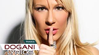 DJOGANI - Panika - Lyrics video